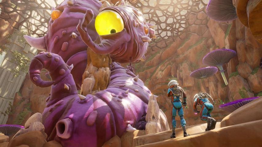 狂野星球之旅/野蛮星球之旅/Journey To The Savage Planet