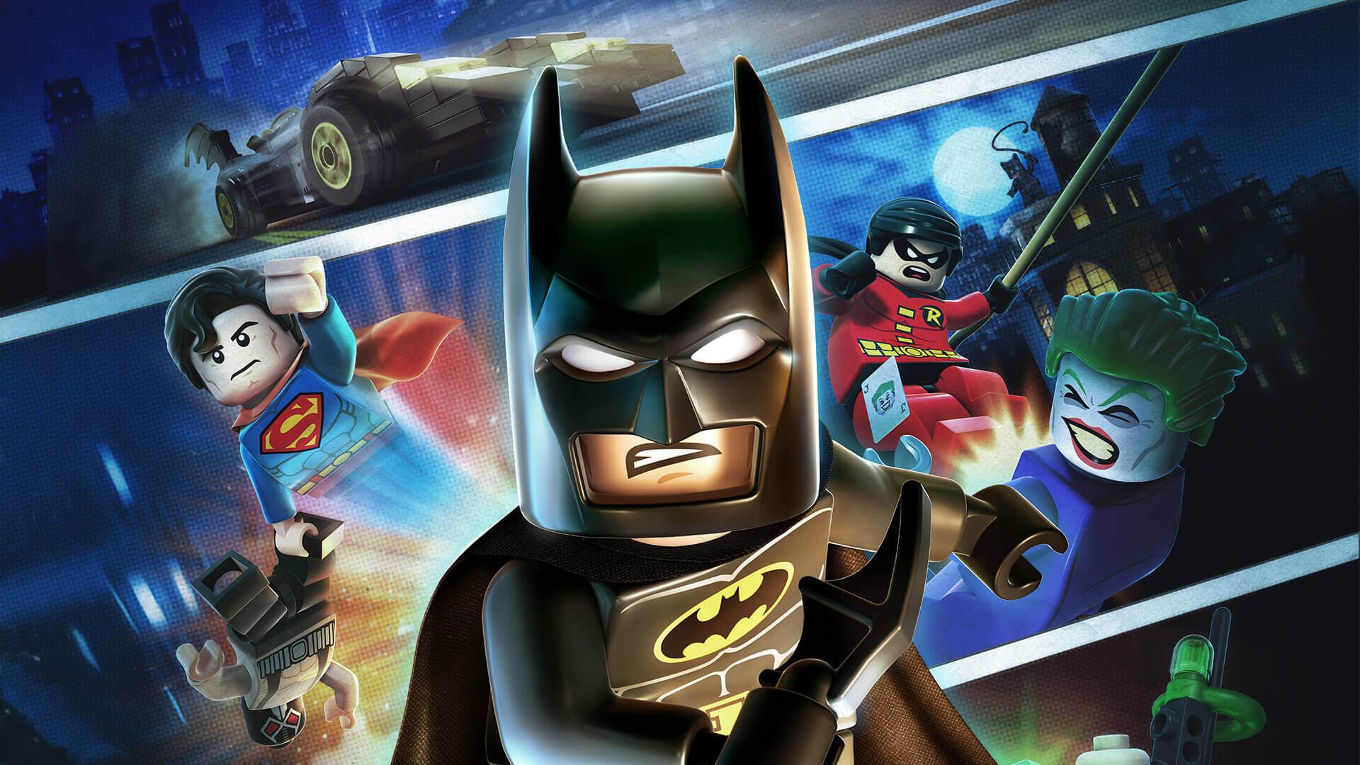 LEGO?? Batman??? 2: DC Super Heroes