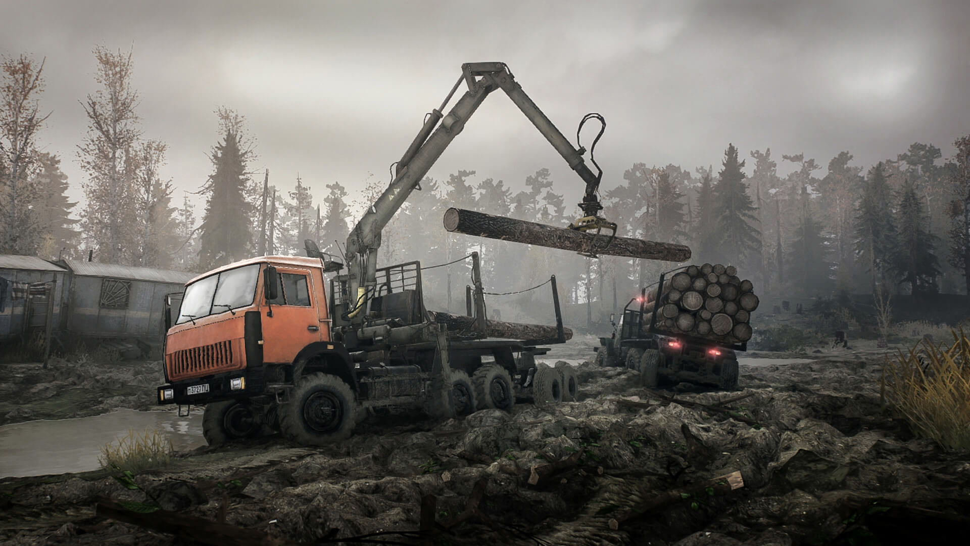 MudRunner Private Account (PC) 2