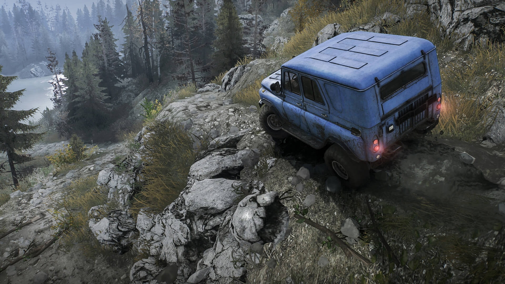 MudRunner Private Account (PC) 3