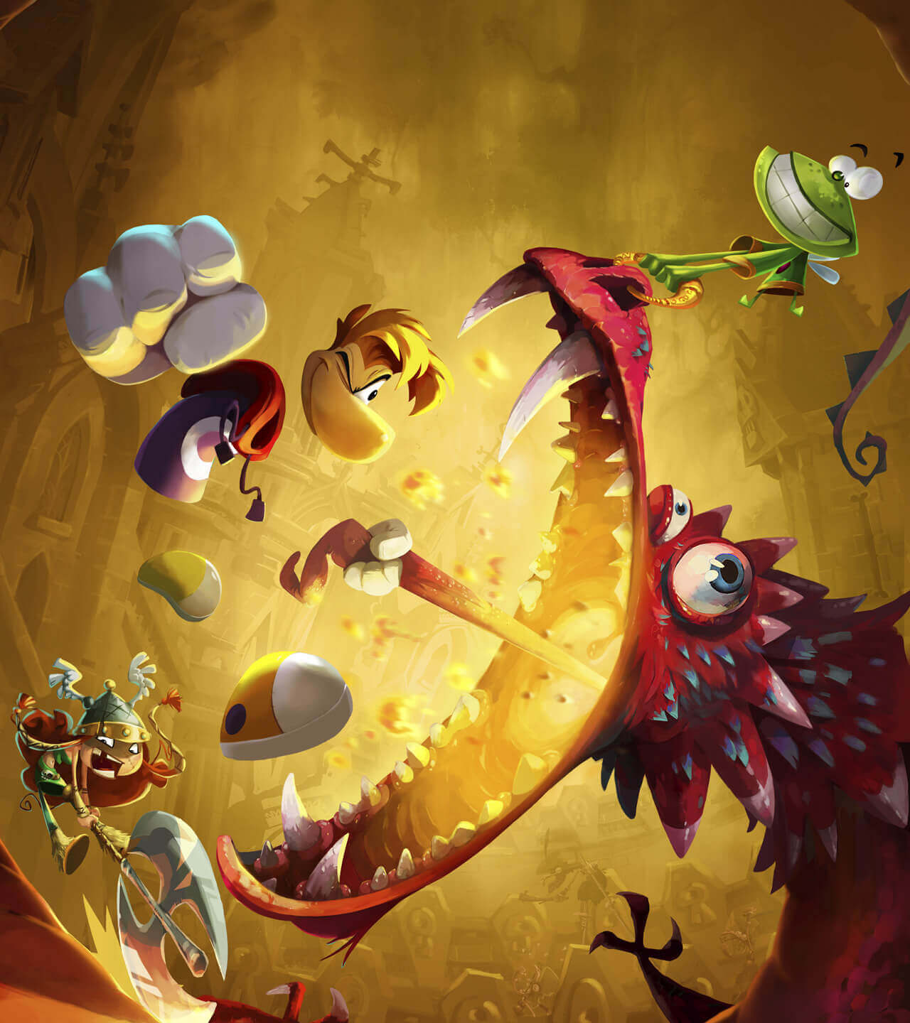 Rayman Legends FREE Game
