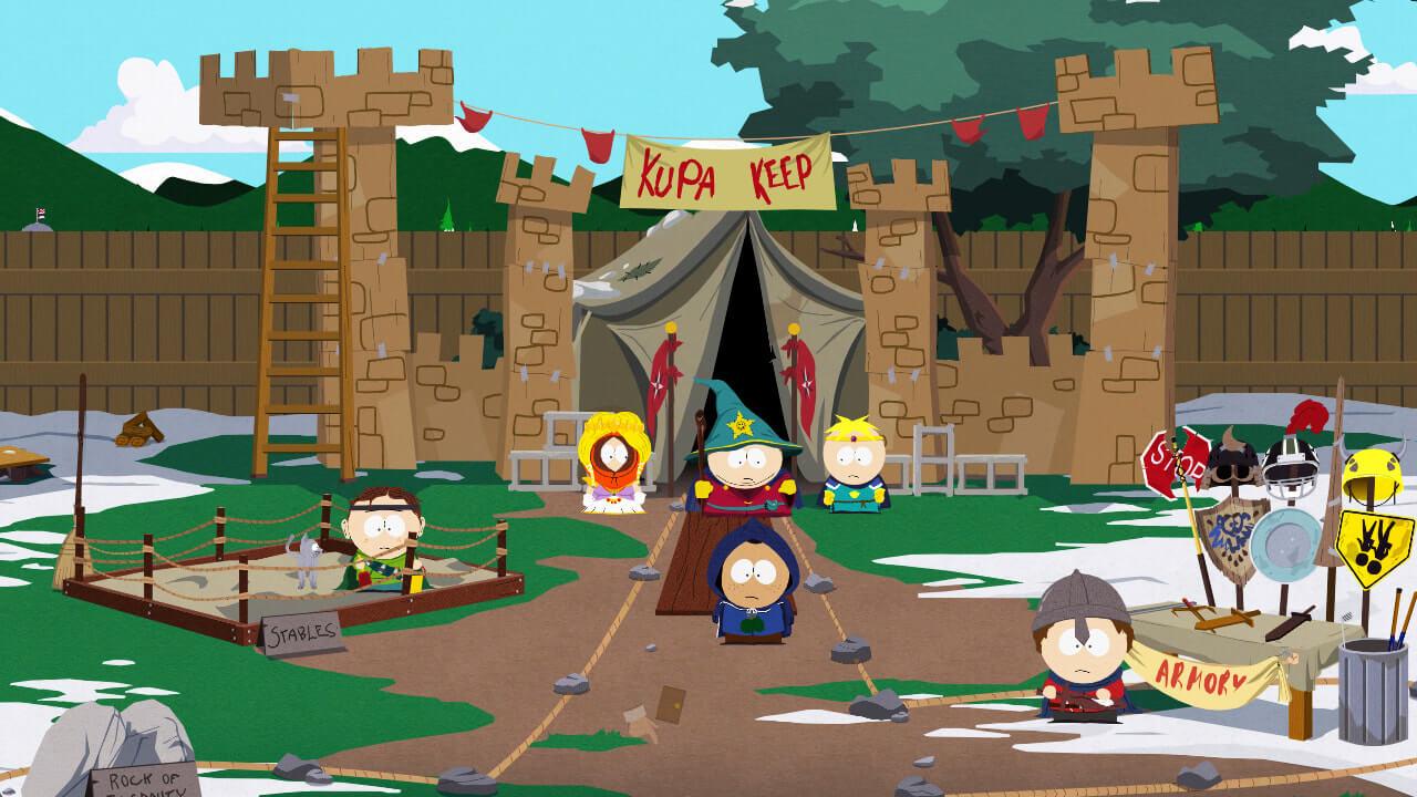 South Park™: The Stick of Truth - South Park™: La Vara de la Verdad™