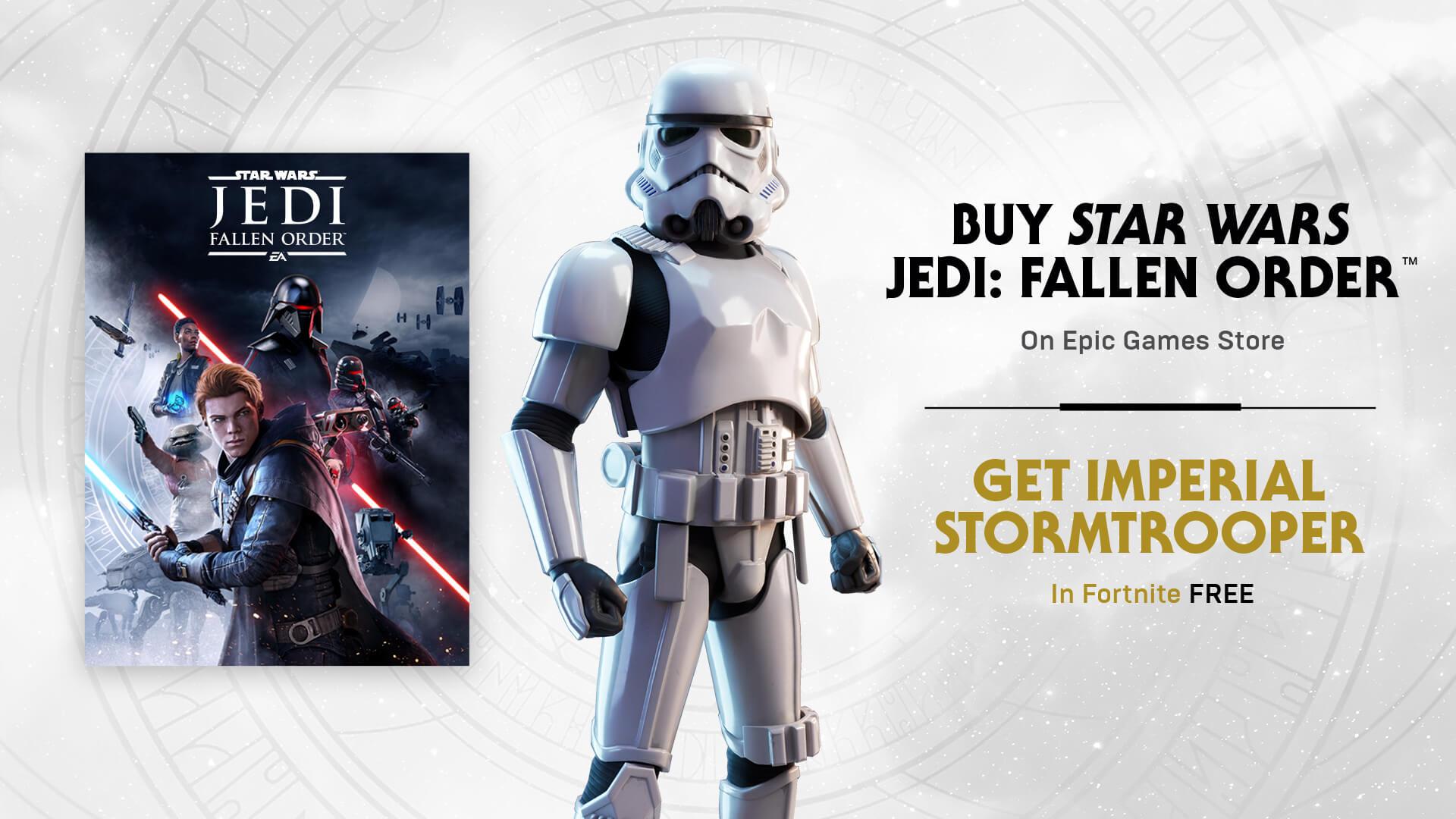 Star Wars Jedi Fallen Order - Standard Edition