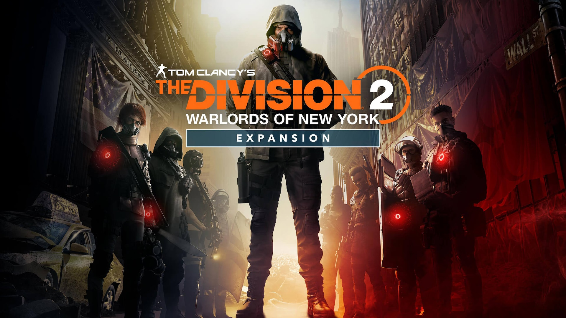 Tom Clancy S The Division 2 Warlords Of New York Expansion