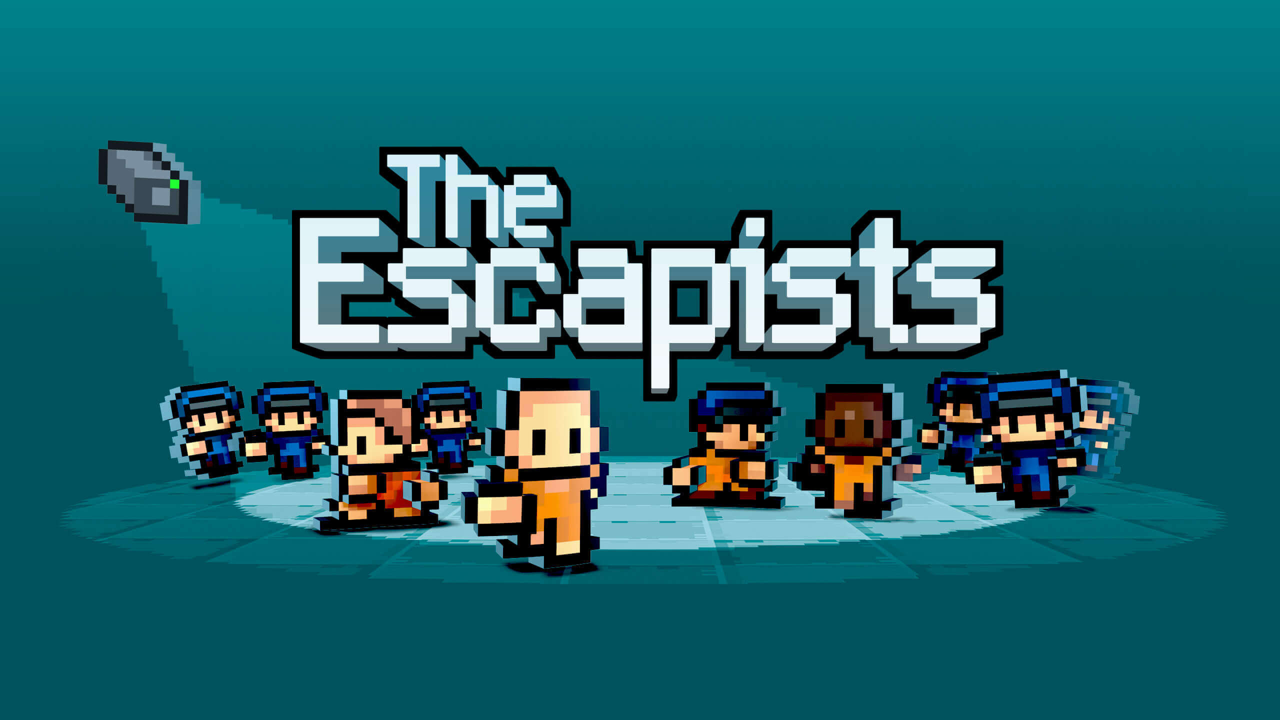 The Escapists - Scheme. Sneak. Succeed.