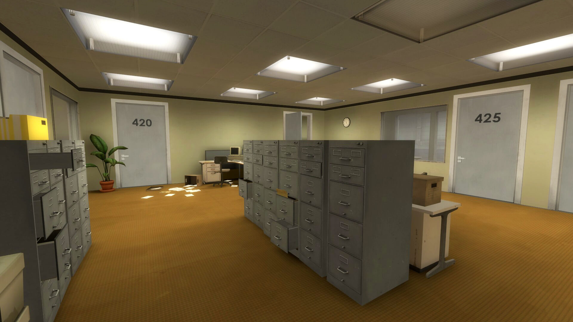 Image result for The Stanley Parable