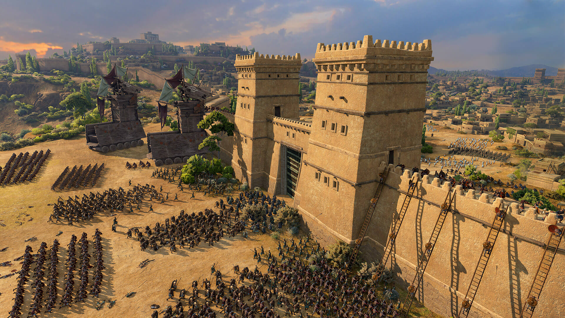 Total War Saga: TROY is FREE on EPICSTORE only for the next 24 hours