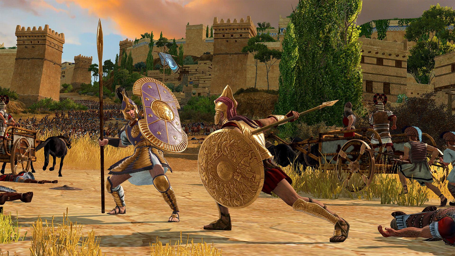 Total War Saga TROY Image