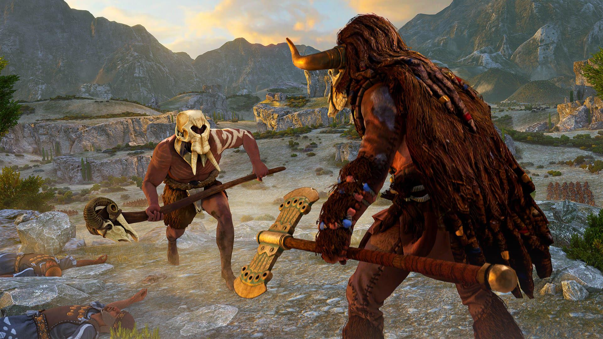 A Total War Saga: TROY - DIVE INTO GREEK MYTH