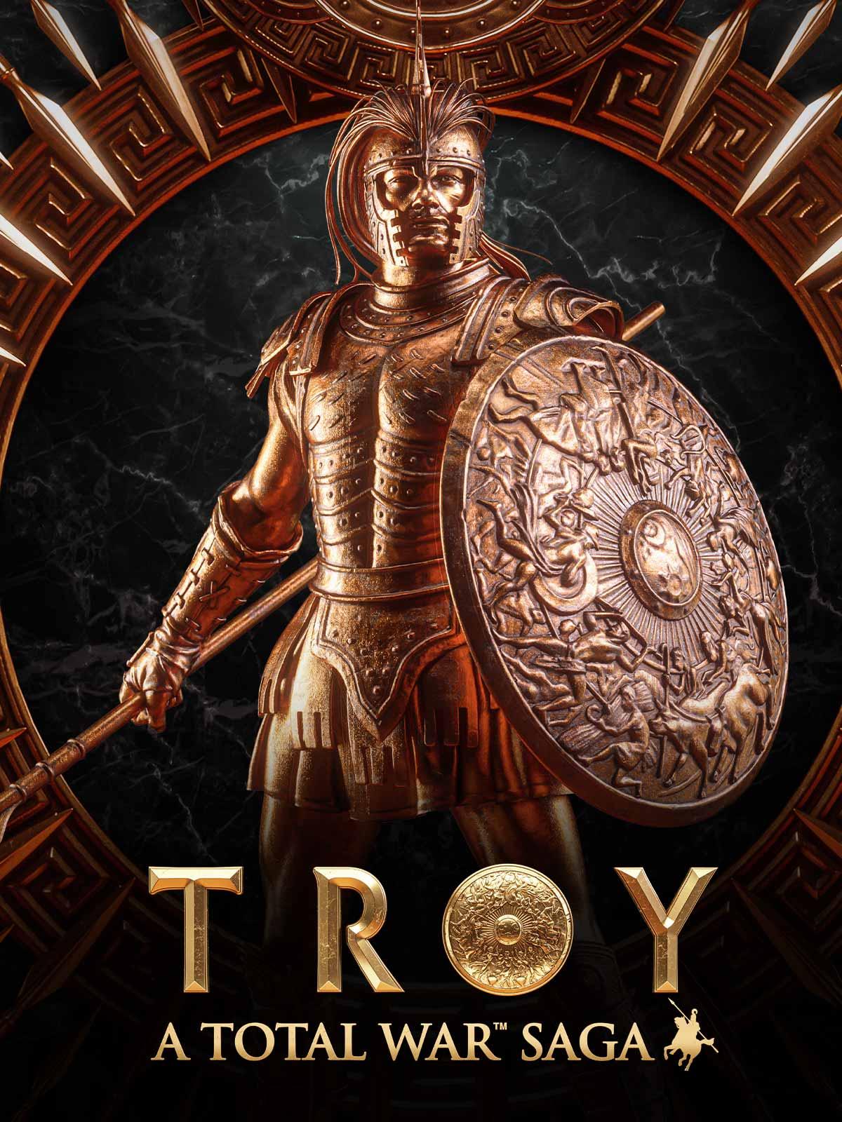 A Total War Saga: TROY - YUNAN MİTOLOJİSİNİ YAŞA