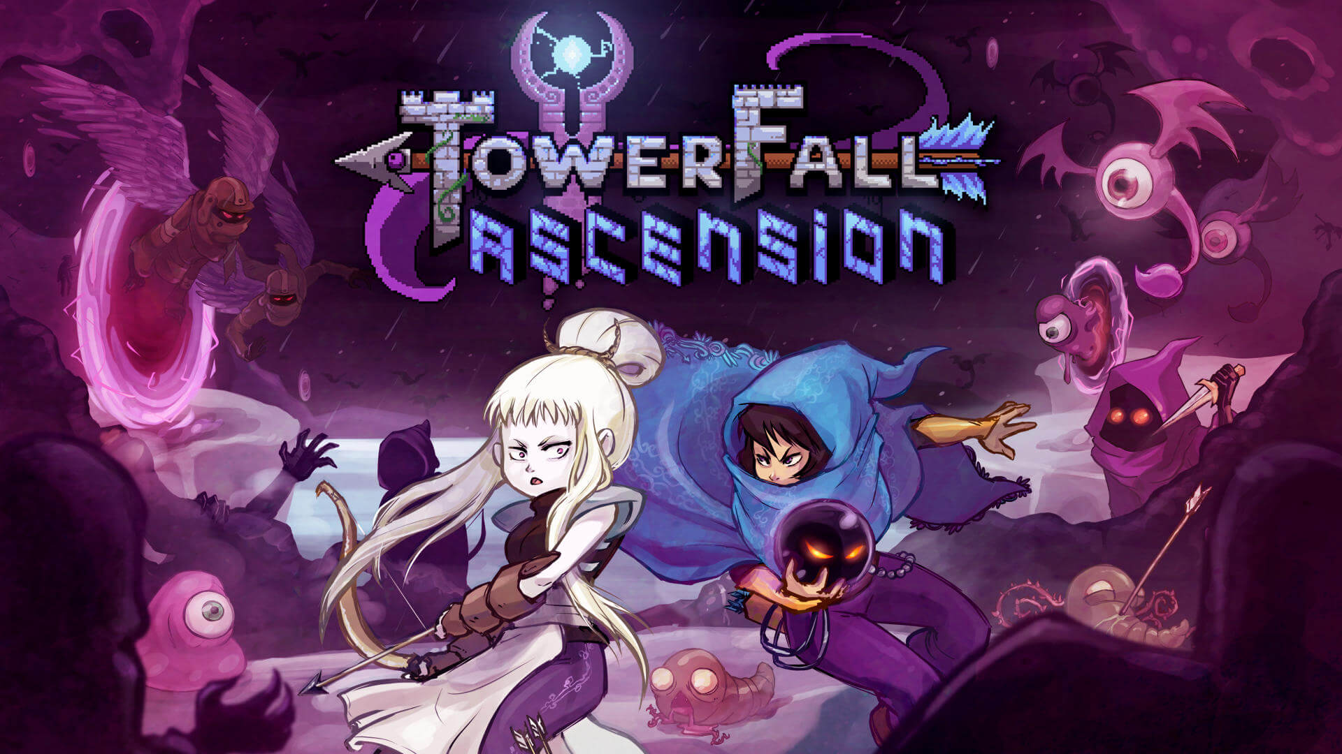 TowerFall Ascension - FREE Game