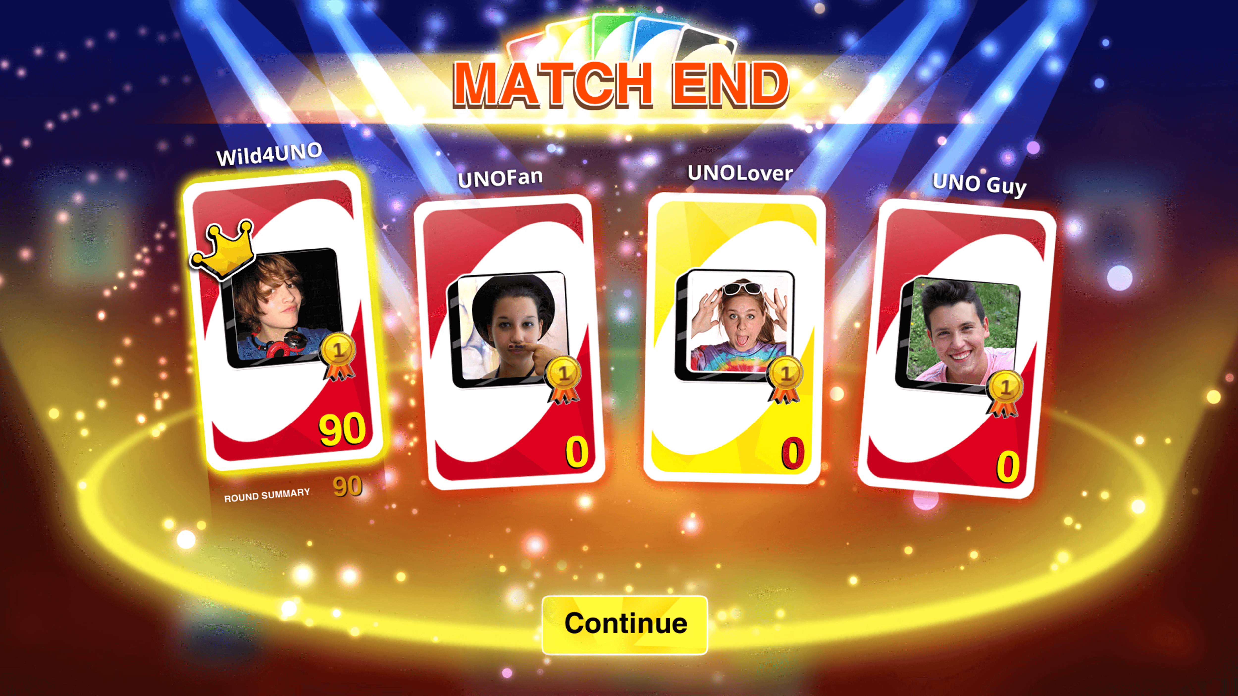 Playing UNO Online