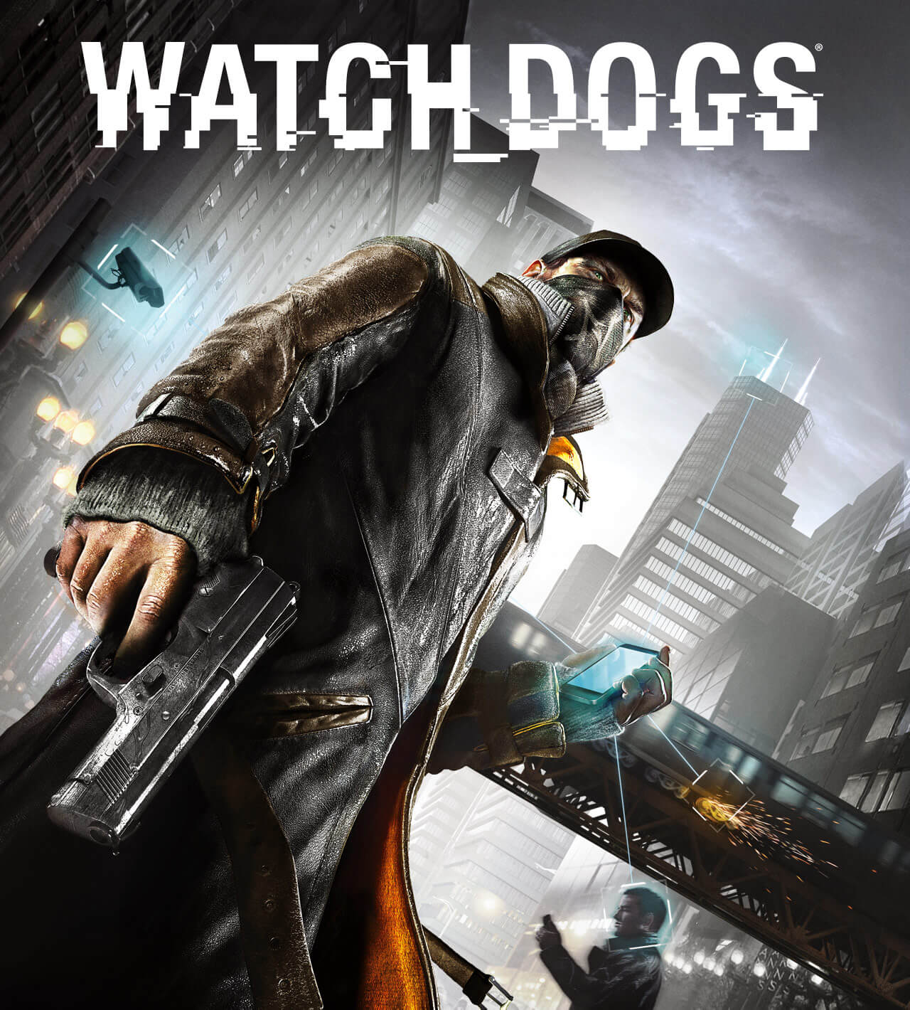 Free Game: Watch Dogs - Standard Edition (Windows)