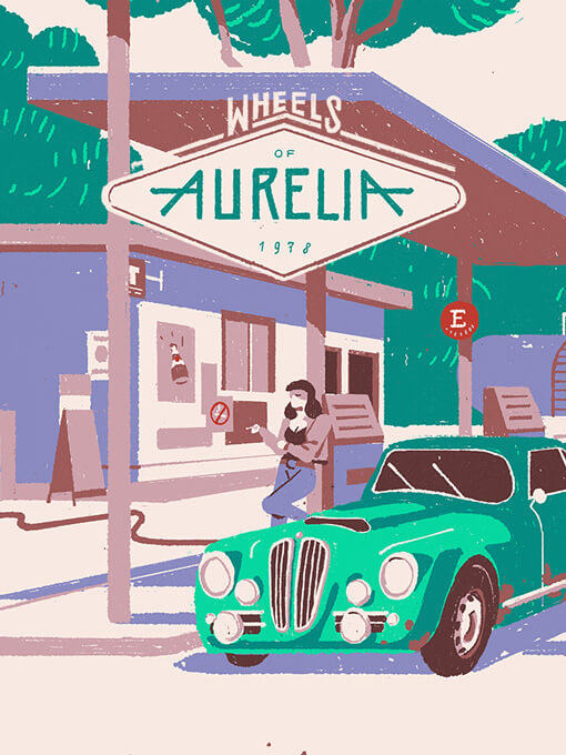Wheels of Aurelia