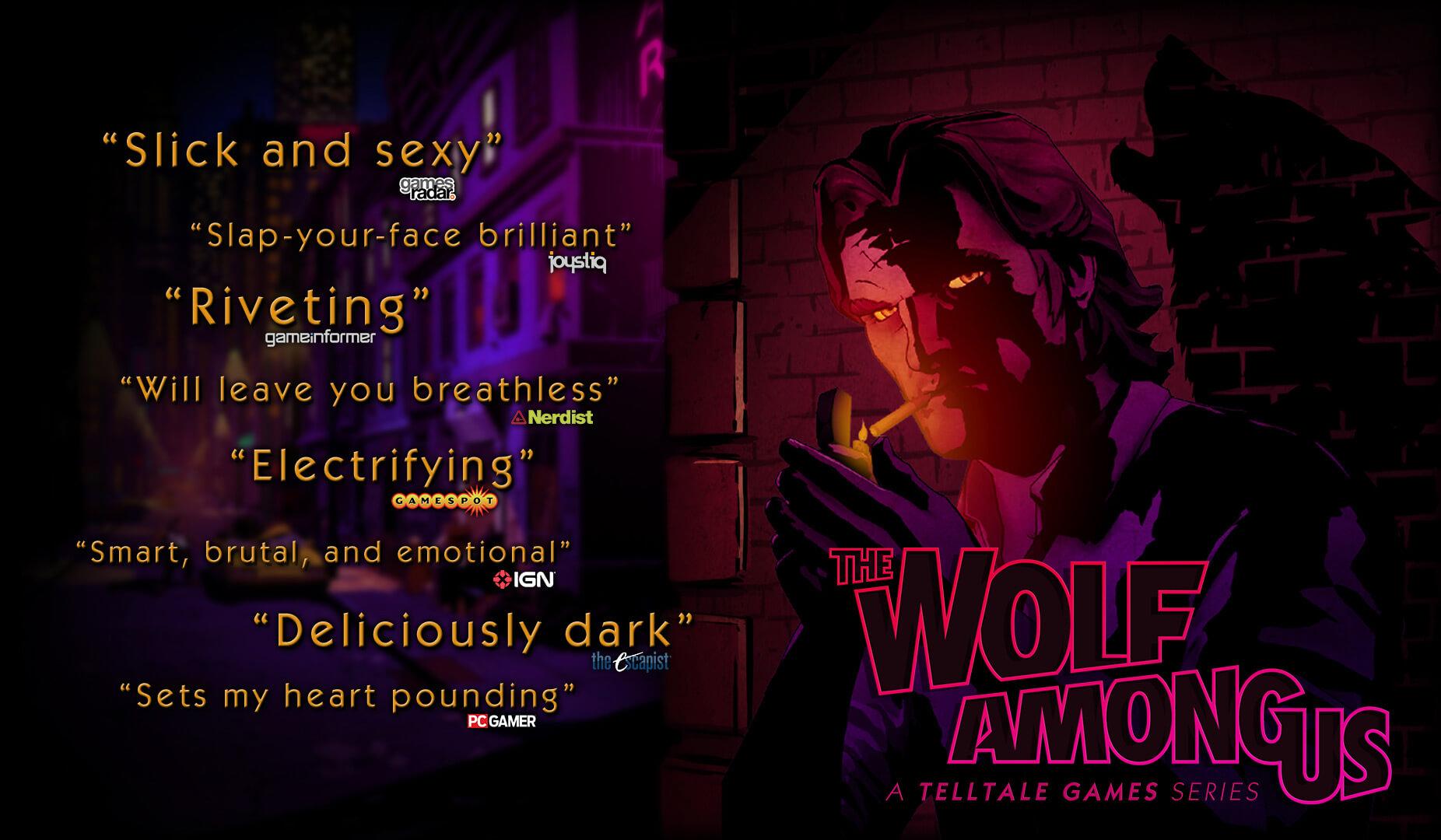 The Wolf Among Us Image