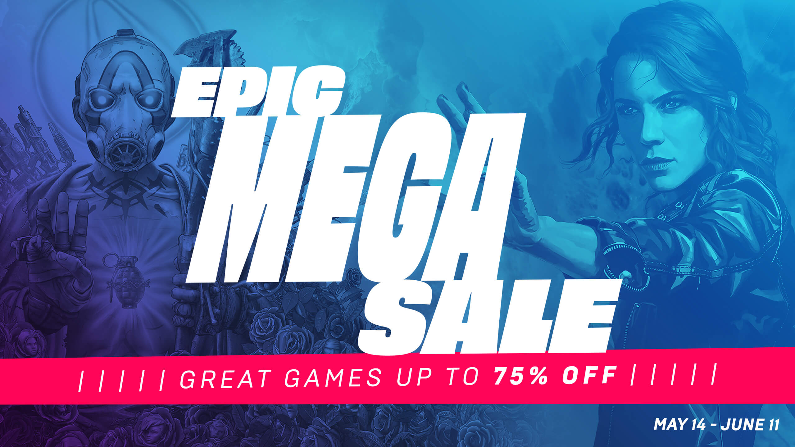 Epic MEGA Sale