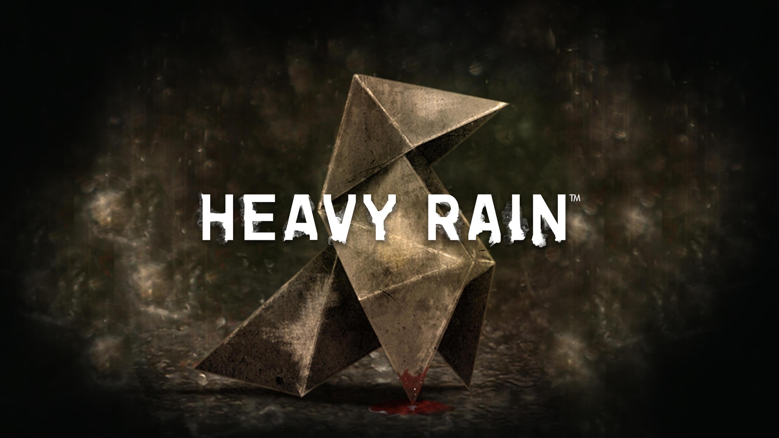 Demo grátis de Heavy Rain já disponível!