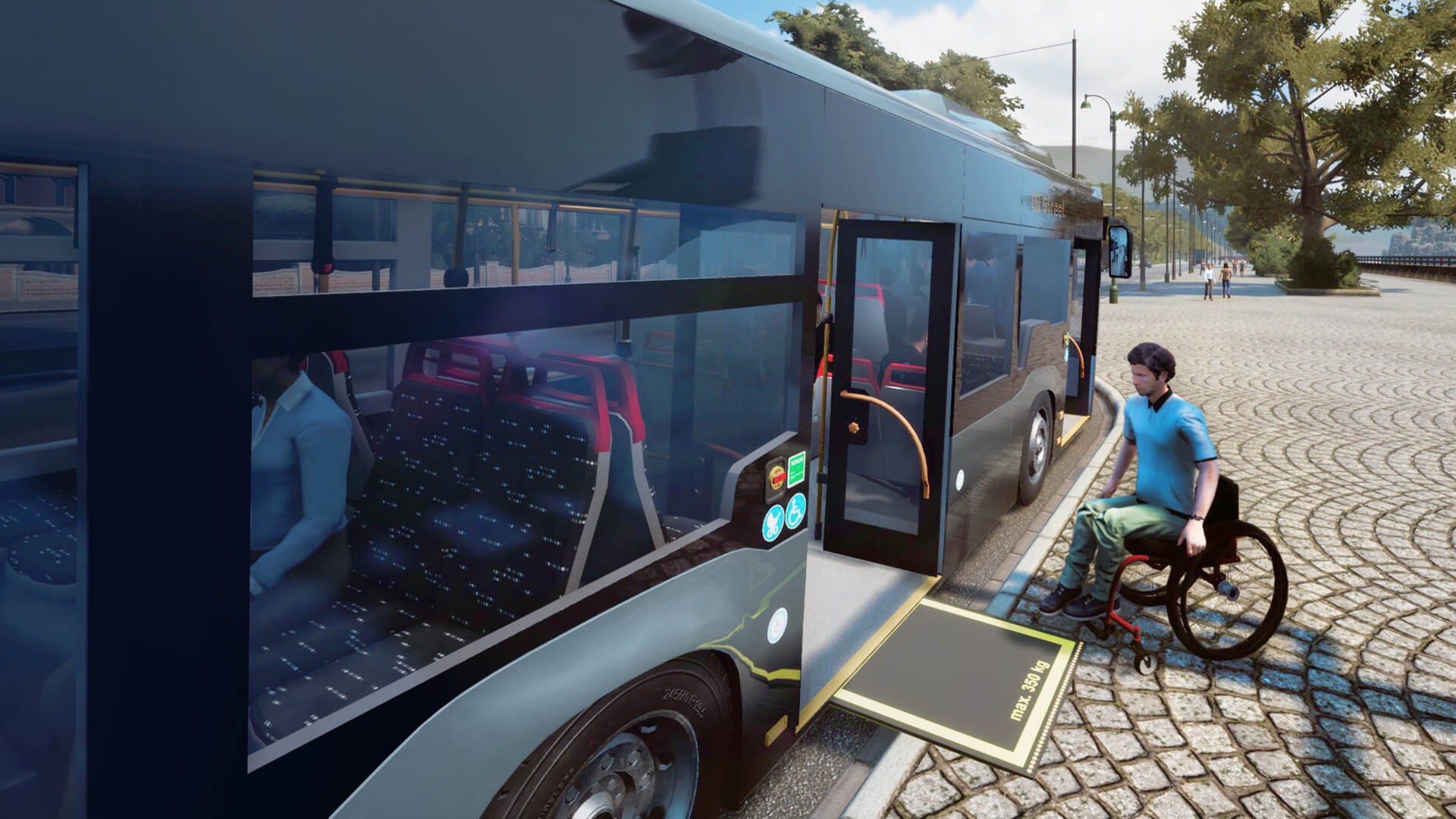 bus simulator 18 free download for android