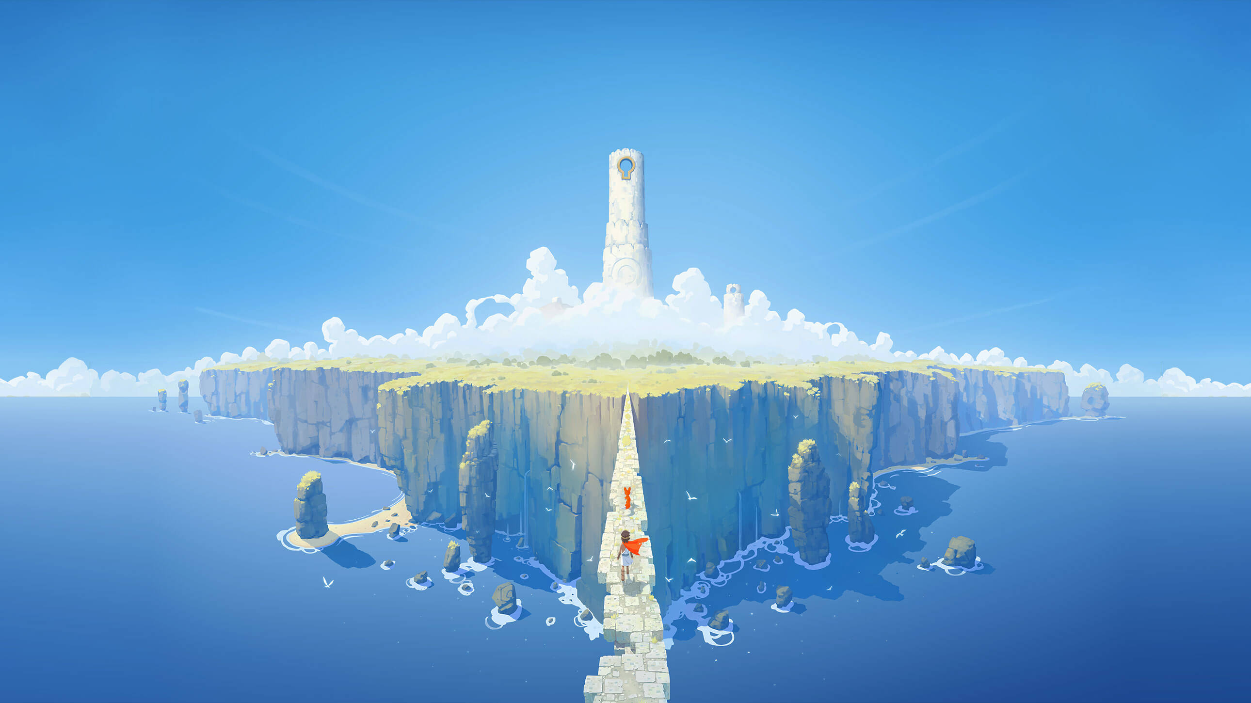 RiME - Explore the beautiful yet rugged world of RiME