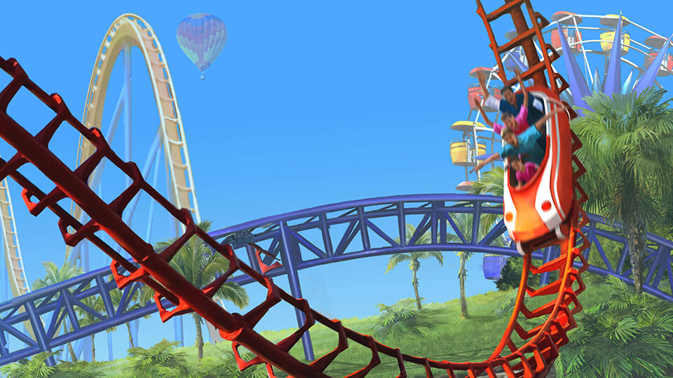 Rollercoaster Tycoon Classic Money Cheat