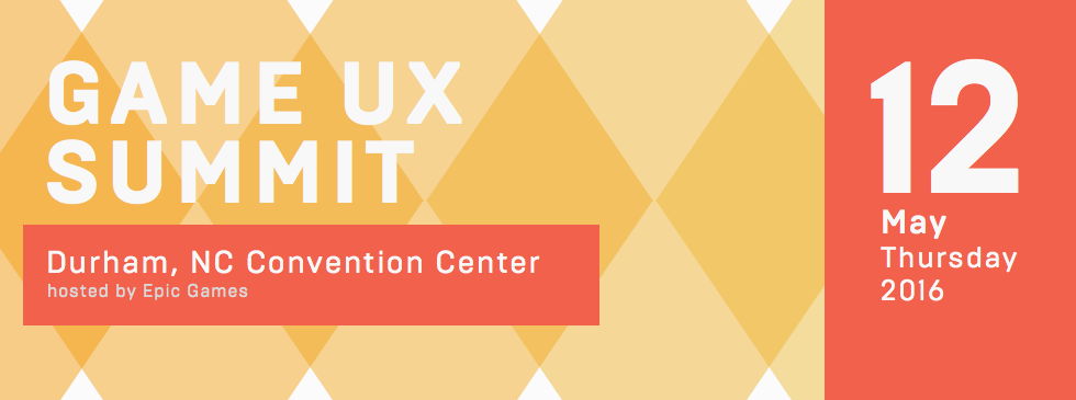 Game UX Summit