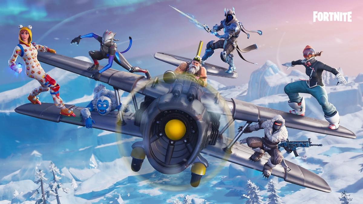 fortnite skins battle royale