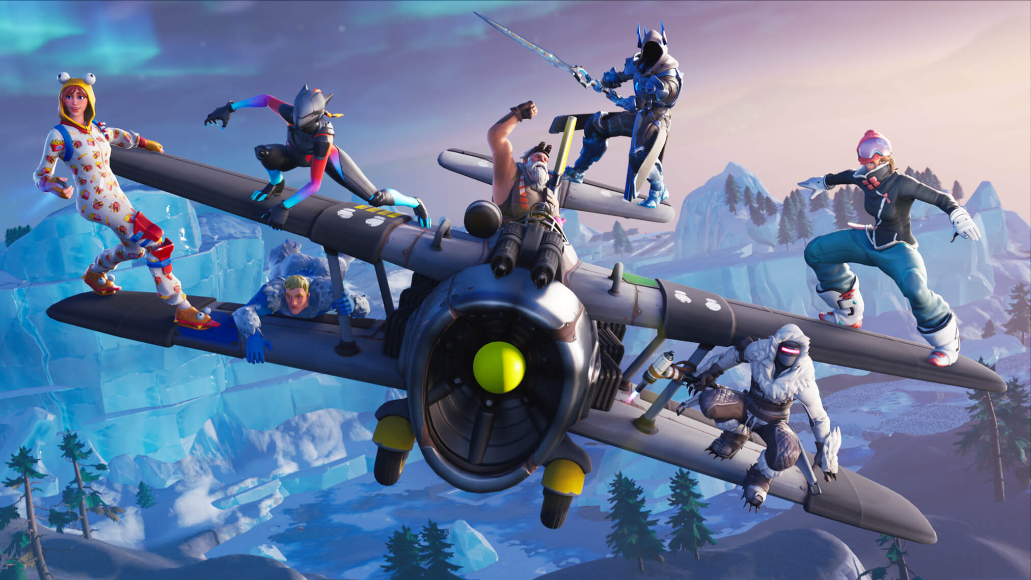 fortnite game pc requirements