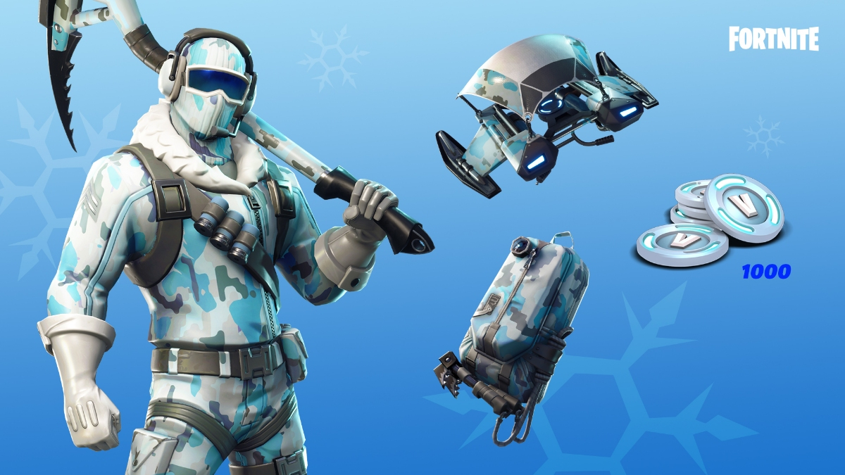 Fortnite | Deep Freeze Bundle