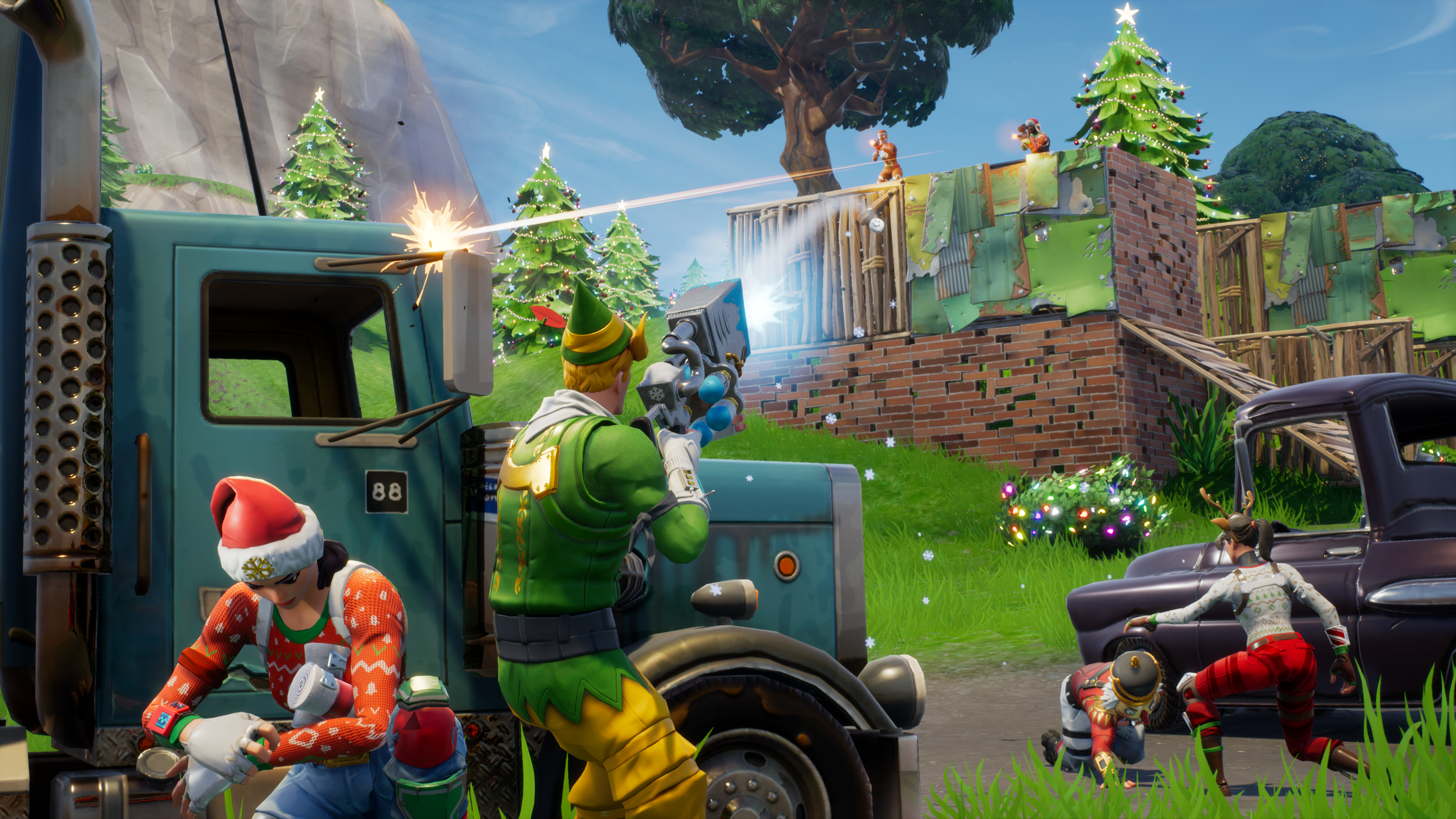 Fortnite Christmas Background Png.V 1 11 Patch Notes