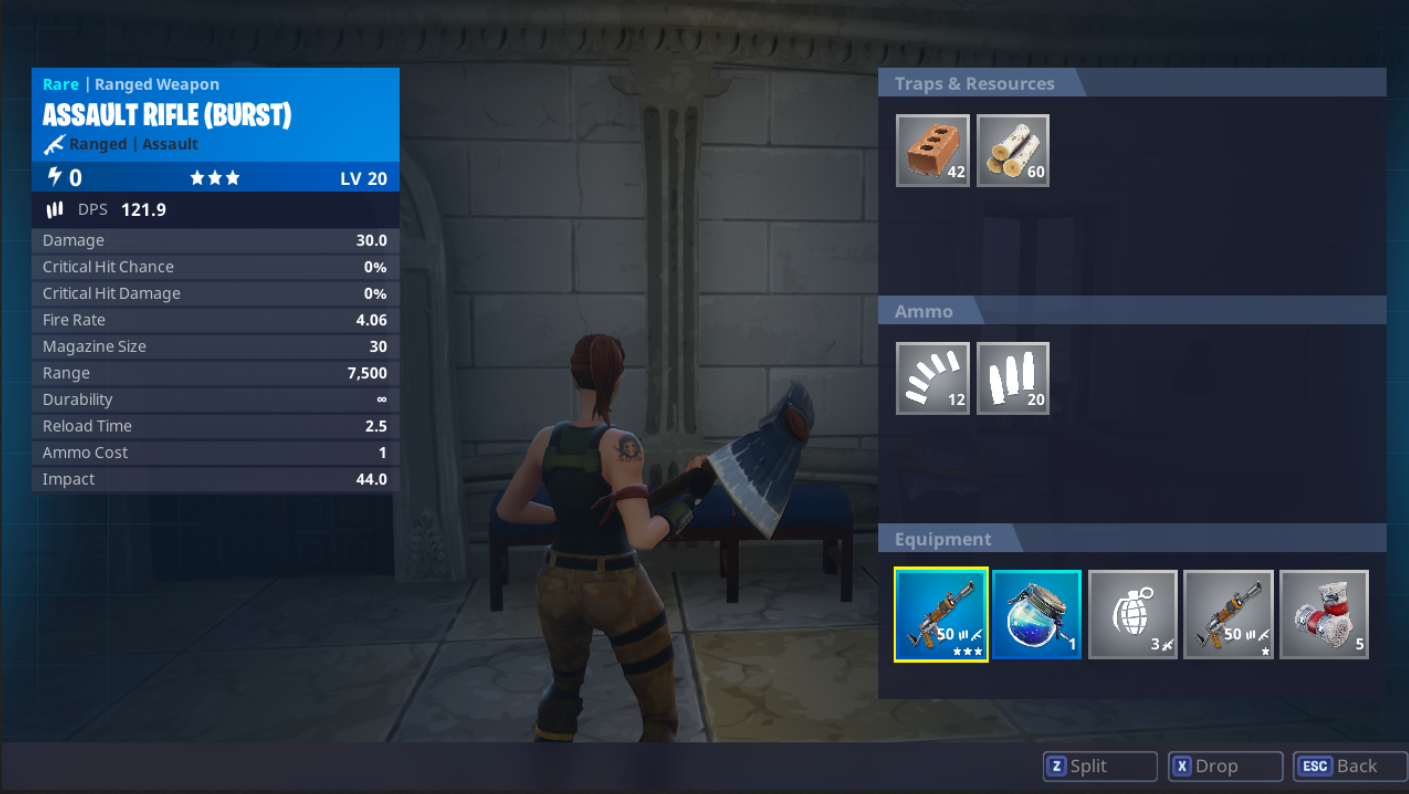 additionally rearranging the quickbar with a controller is now simpler - fortnite is now illegal