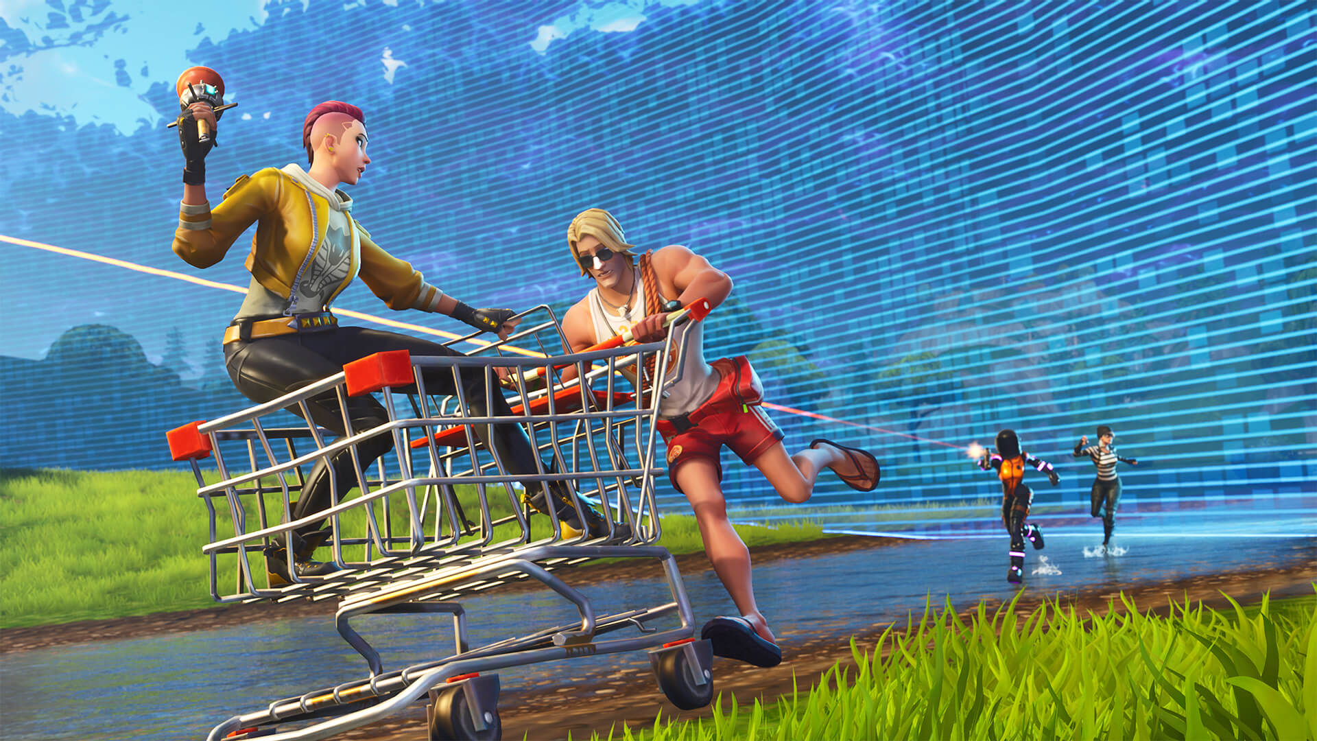 - is fortnite online free on switch