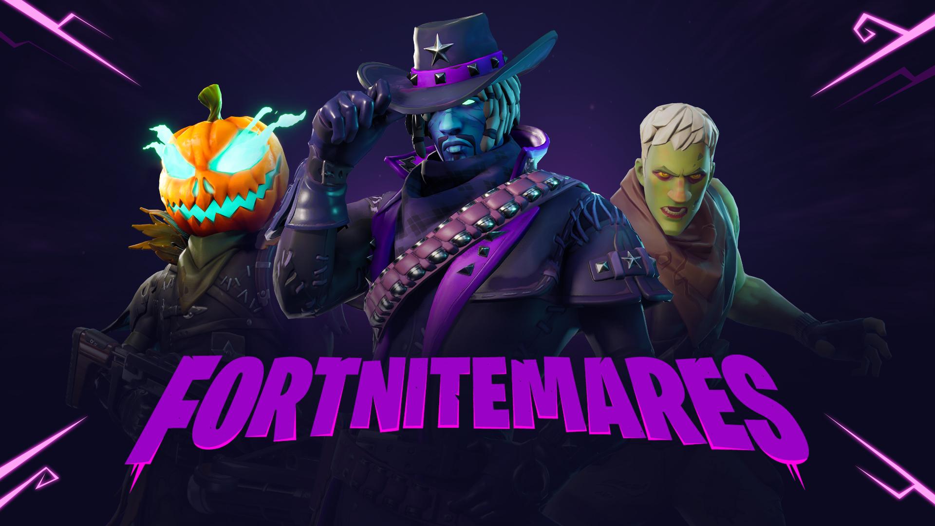 fortnitemares 2018