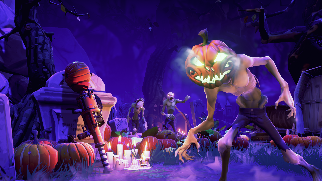 Image result for fornite halloween