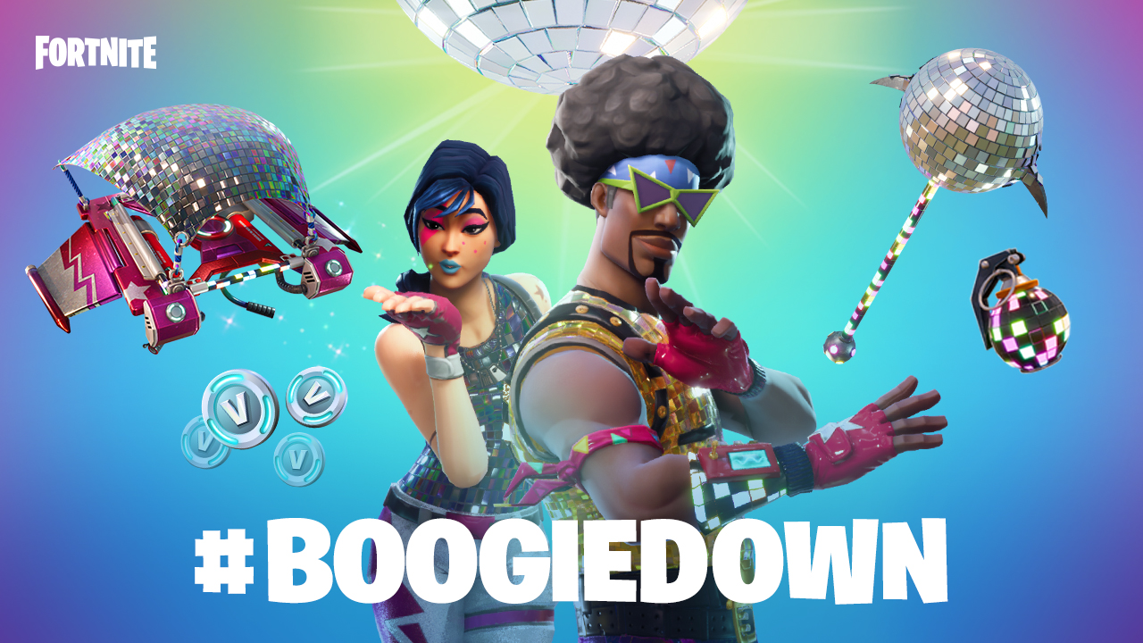Fortnite #Boogiedown Contest