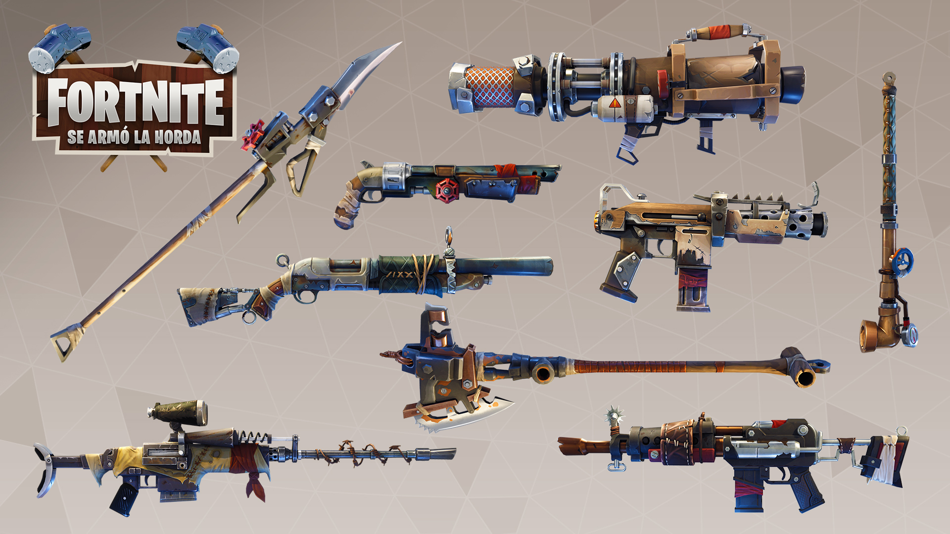 Fortnite%2Fblog%2Fea-1-7-patch-notes%2FES-ES-HB-Weapons-1920x1080-0c2443189e7c702059c624ea402ac82fc83d27a6