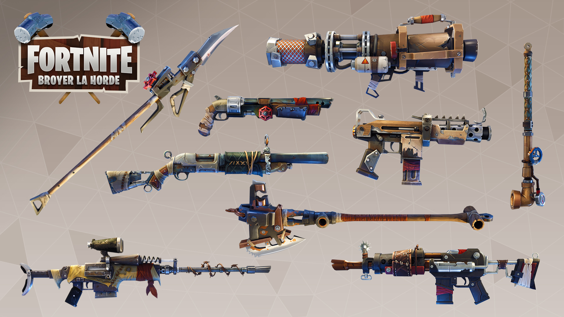 Fortnite%2Fblog%2Fea-1-7-patch-notes%2FFR-HB-Weapons-1920x1080-d9a9744ded6481b7d81173cc9b3a20c13fbf04b3