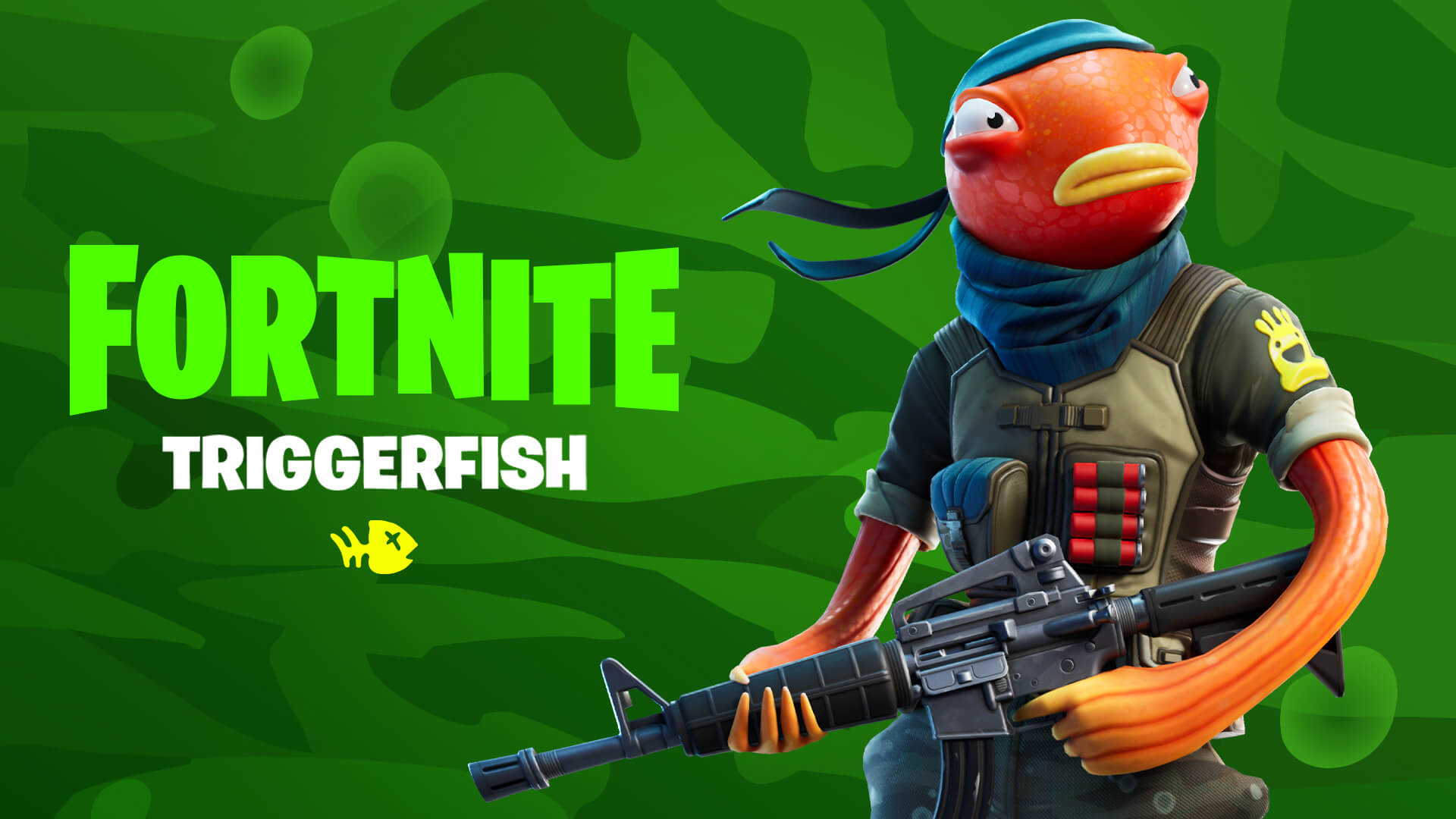Fortnite Triggerfish Outfit
