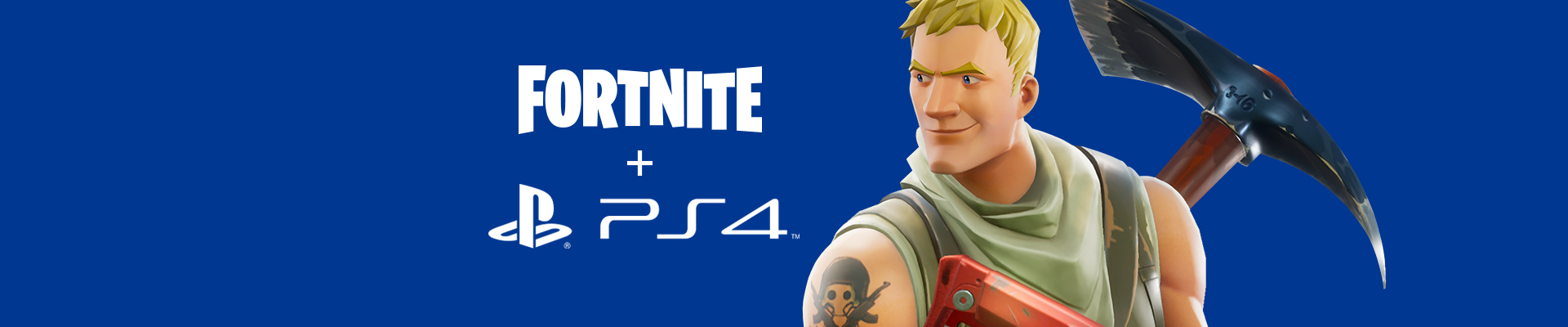 Fortnite and PlayStation Cross Platform