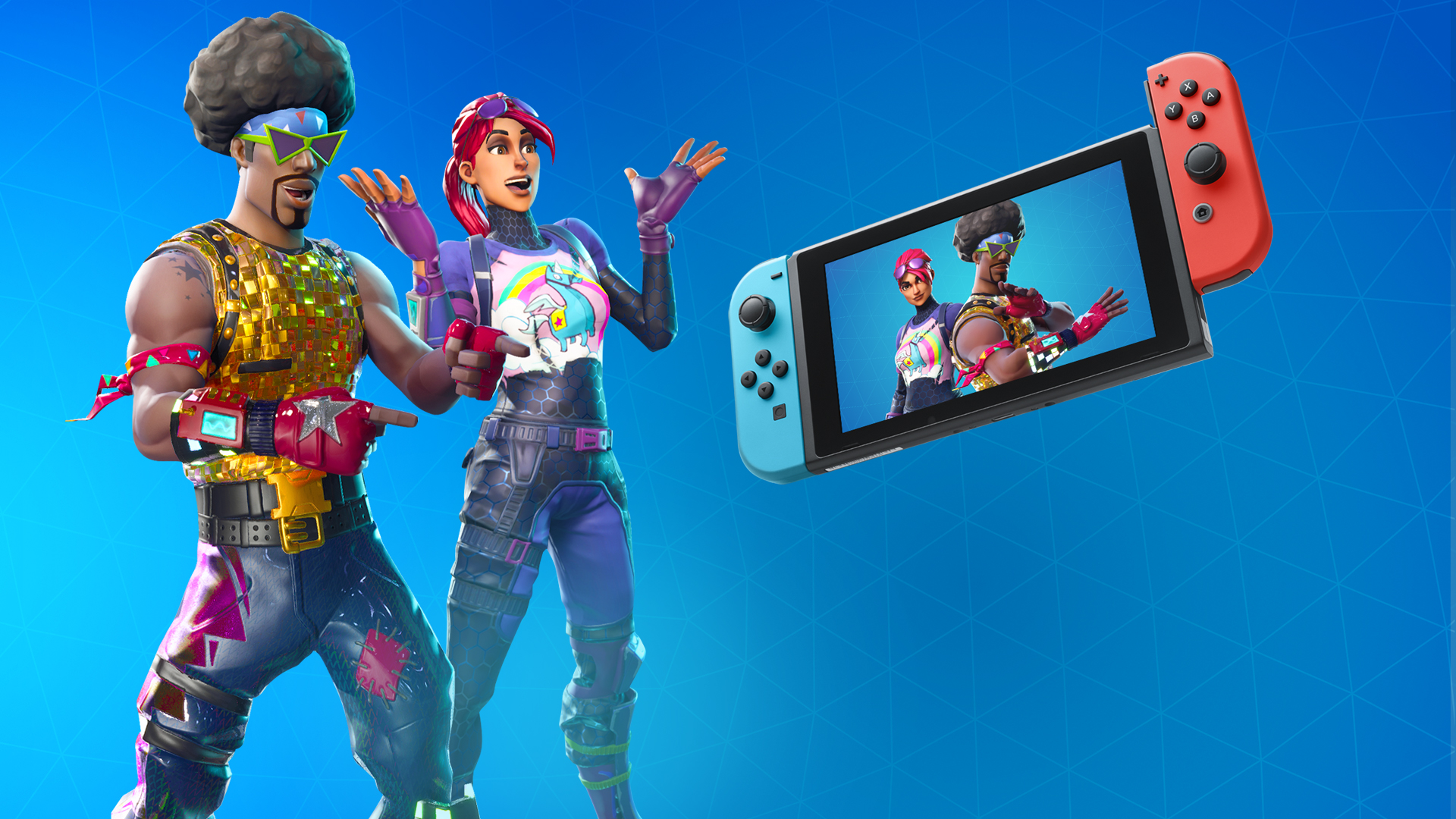 Battle Royale Do Fortnite Para O Nintendo Switch Disponível Hoje
