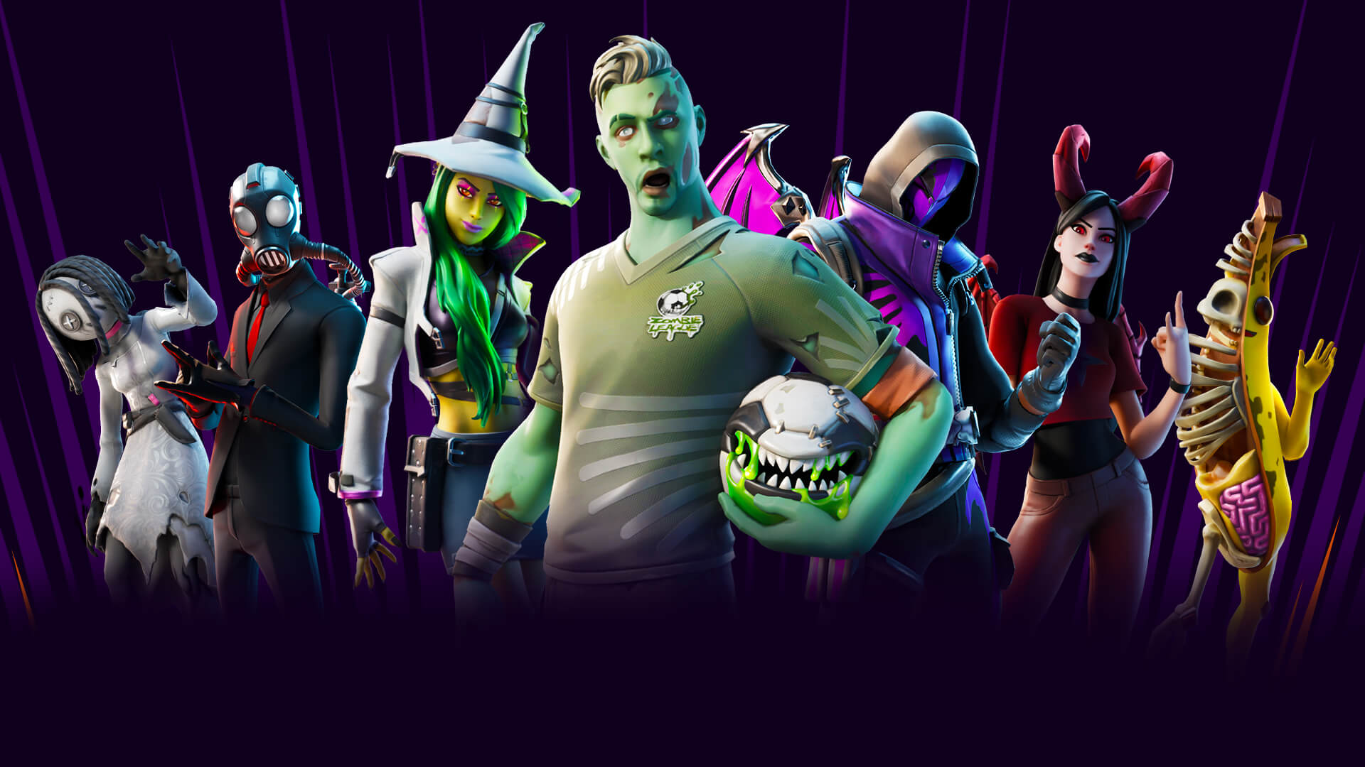 Fortnitemares 2019 - Challenges and Halloween Event