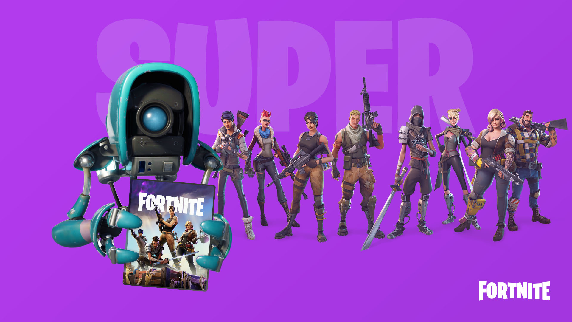 Fortnite Founder S Packs For Save The World Are Here