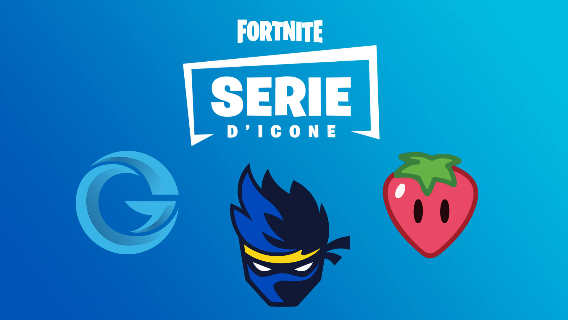 ninja skin fortnite serie icone