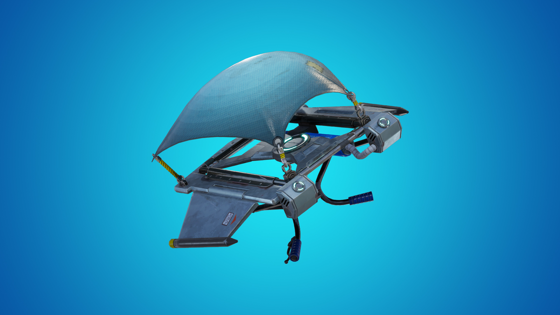 Itemized Glider Redeploy