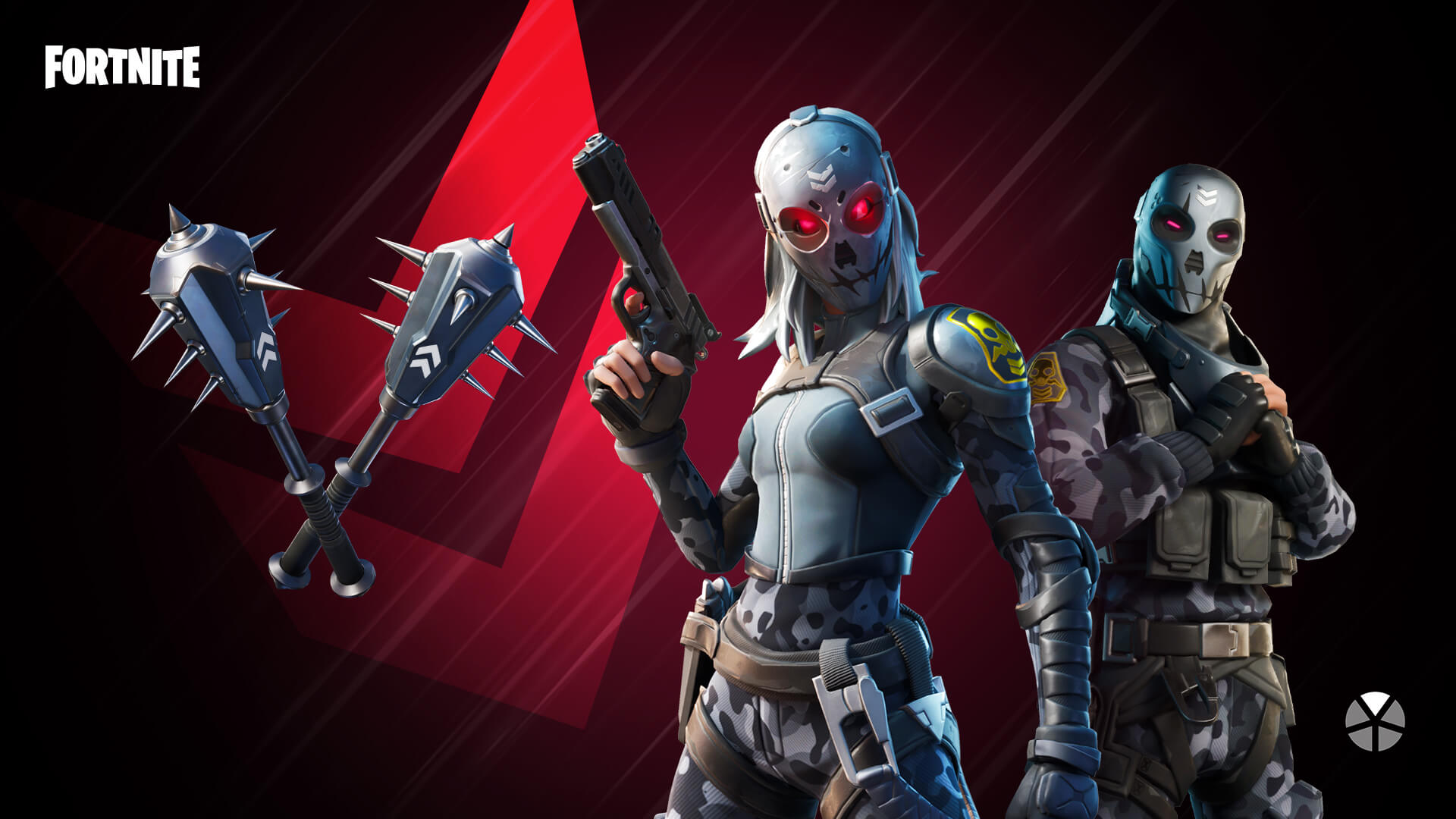 Fortnite Metal Masq Bundle