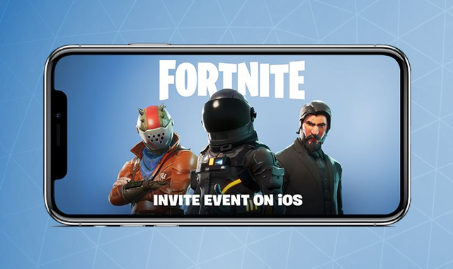 Announcing Fortnite Battle Royale for Mobile