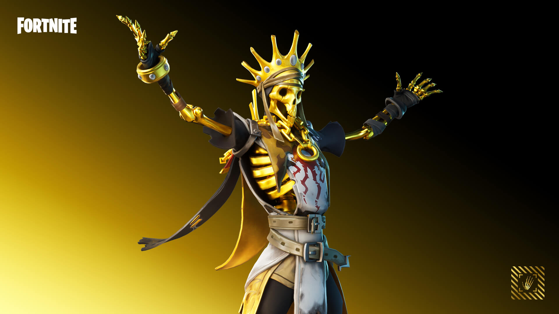 Fortnite Oro Outfit
