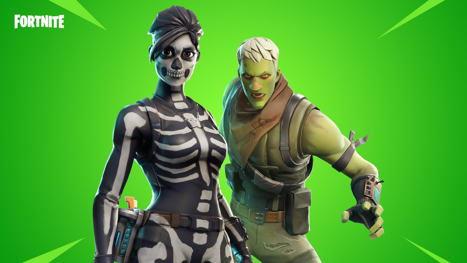 Epic Games tease l'événement Fortnitmares pour Halloween — Fortnite