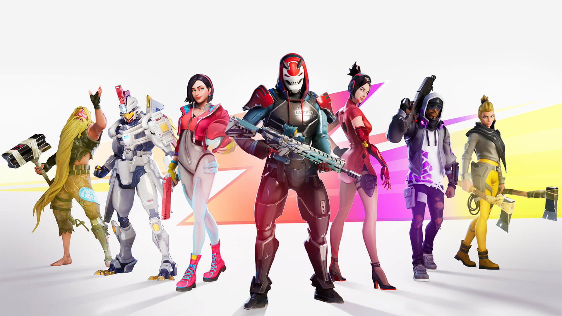 Fortnite Season 9 Promotional Image