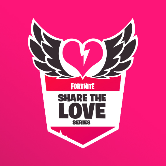 Share The Love Competitive Series Logo