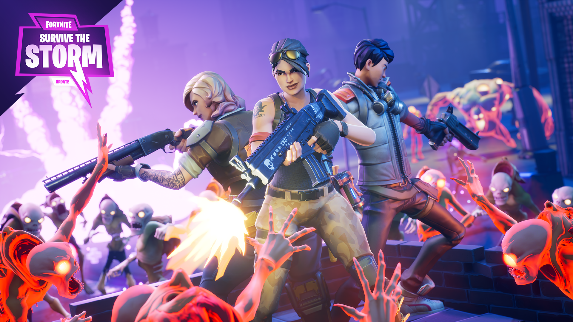 Fortnite Stuck On Loading Screen Mac survive the storm update - 1.5 patch notes